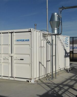 Plug & play natural gas to hydrogen generator