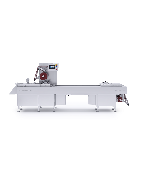Form Fill Seal thermoforming machine for medical devices