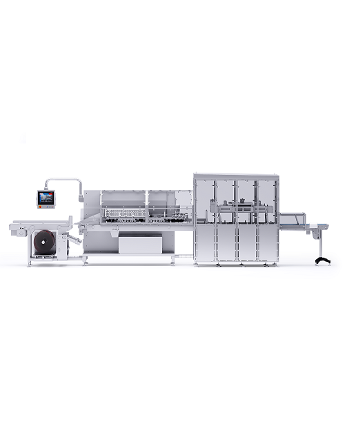 Industrial food vacuum packaging machine