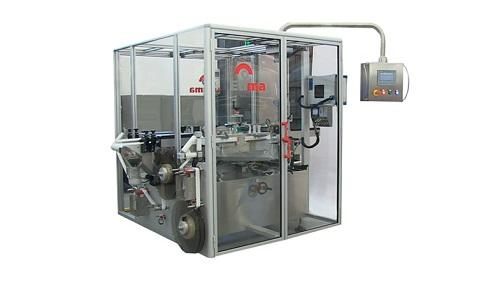 Tamper-evident labeling machine for cartons