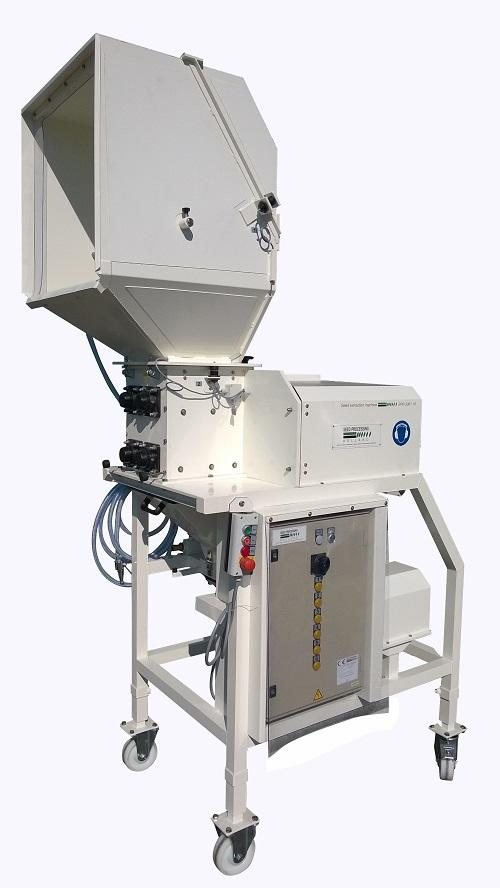 Seed extraction machine