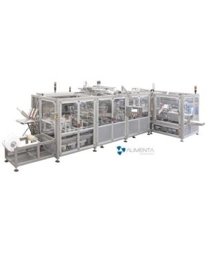 Aseptic FFS machine for UHT products
