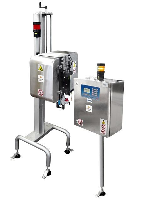 Inline fill-level control for beverages