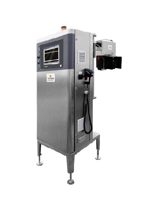 Inspection machine for carbonated drinks