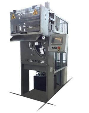 Flexible popped chips machine